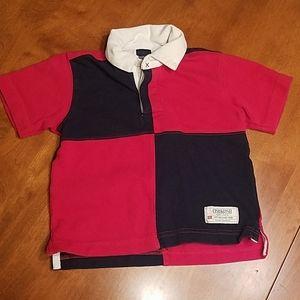 Vintage Oshkosh rugby shirt